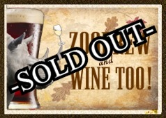 ZOO BREW sold out