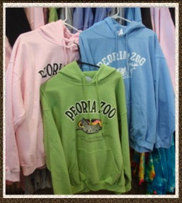 Express your inner-animal with a variety of animal themed t-shirts and sweatshirts.