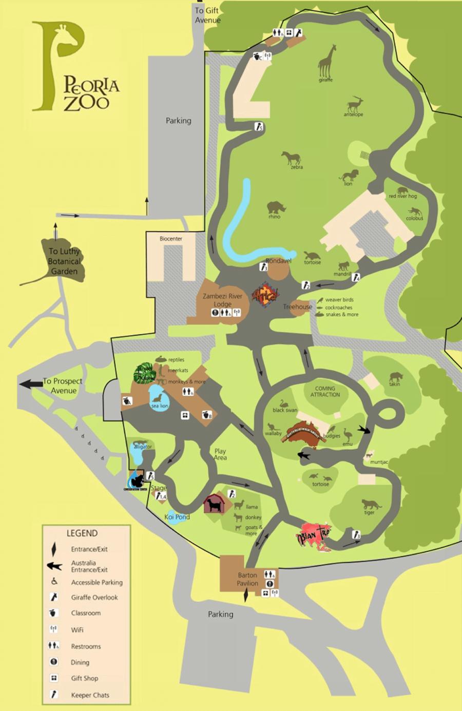 Birmingham Zoo Tickets